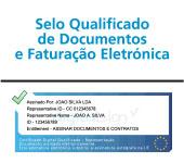 Selo Qualificado de Documentos e Faturação Eletrónica - Pack Premium