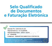 Selo Qualificado de Documentos e Faturação Eletrónica - Pack Standard
