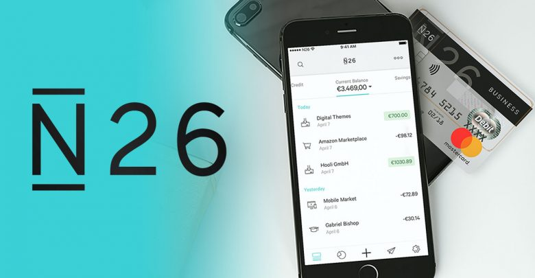 N26 Bank Under Investigation