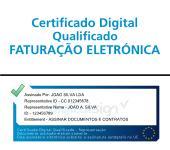 Certificado Qualificado de Faturação Eletrónica - Pack Professional