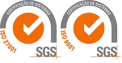 DigitalSign - Renovação da Certificação NP EN ISO 9001:2008 e ISO/IEC 27001:2013