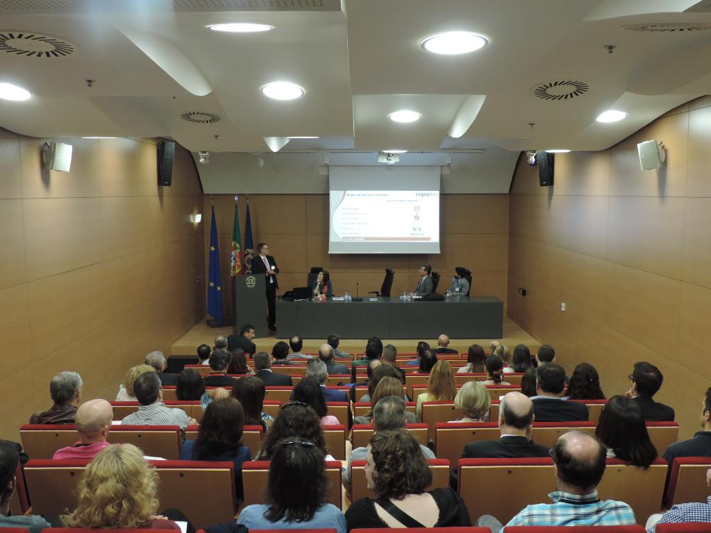 DigitalSign conjuntamente com a Polícia Judiciária promove Workshop sobre Assinatura Biométrica