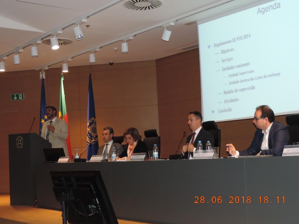 EVENTO - O impacto da legislação europeia (eIDAS/AML5/PSD2) na transformação digital do setor financeiro